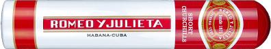 Romeo y Julieta Short Churchills Tubos – Box of 15