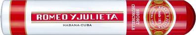 Romeo y Julieta Short Churchills Tubos – Box of 15