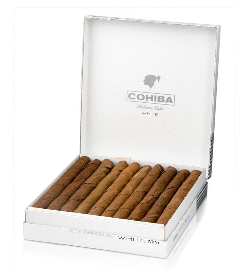 Cohiba Mini White – Pack 20 x 5